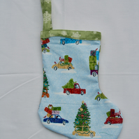 Small Hanging Christmas Stocking