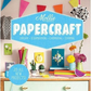 'Mollie Makes Papercraft' Hardback Book