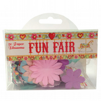 'Fun Fair by Helz Cuppleditch' Paper Blossoms
