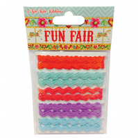 'Fun Fair by Helz Cuppleditch' Ric Rac Ribbons