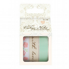 Papermania 'Vintage Notes' Woven Fabric Tape