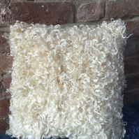 MoBair Kid Mohair Skin Cushion