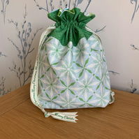 Eco friendly Christmas gift bag