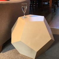 DODEC - Geometric side table
