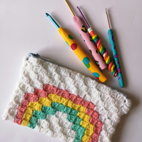 Rainbow Notions Pouch Pattern