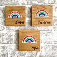 Rainbow Oak Pictures