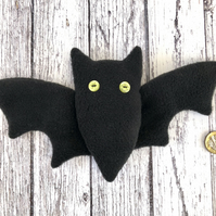 Bat fridge magnet