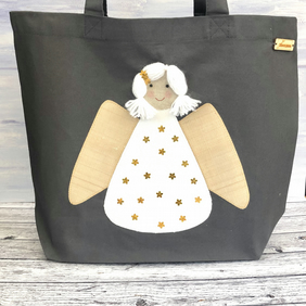 Angel Organic Cotton Tote