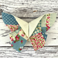 Butterfly Origami Brooch