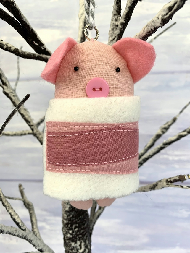 Pigs in Blanket Decoration
