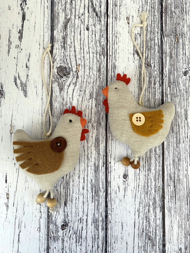 Chicken Decorations