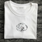 Small Doll head t-shirt