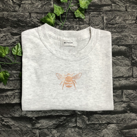 Rose Gold Bee T-shirt