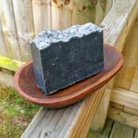 Activated Charcoal & Nigella Soap, Soothing Soap, Acne Soap, Teenage Skin, Face