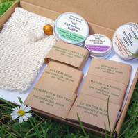 Self Care Box, Mum To Be Gift, Eco Gift, Birthday, Thank You , Housewarming