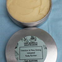 Vanilla & May Chang Whipped Body Butter 100ml
