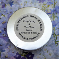 May Chang & Tea Tree Moisturising Salve 50ml