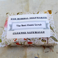 The Bees Knees Scrub Soap