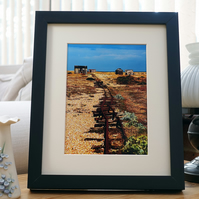 Off the Rails - a view from Dungeness