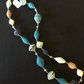 Elegant handcrafted Paper Bead Necklace