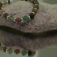 Simply Superb Indian Agate Stretch Bracelet with Sterling Silver