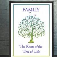 Family The Roots of the tree of Life