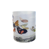 Fairyland Butterfly Woodland Mug Limited Edition