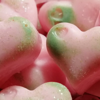 WATERMELON HIGHLY SCENTED HANDMADE SOY WAX TART CANDLE MELTS FOR OIL BURNERS