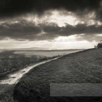 """View from the Trundle"" - Greeting Card or Print"
