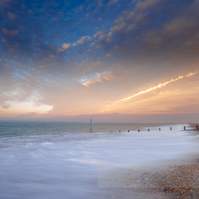 """Hayling Island"" Greeting Card or Print"