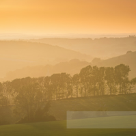 """Meon Valley"" - Greeting Card & Print"