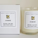 Jasmine Candle - Free Shipping (UK Only) for a Limited Time