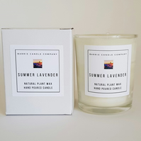 Summer Lavender Candle - Free Shipping (UK Only) for a Limited Time