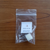 SAMPLE Wax Cube - Scented Soy Wax, Natural Plant Wax, Eco and Vegan Friendly