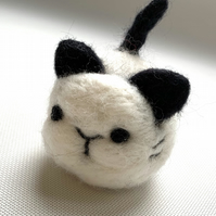 Needle felting kit with live online tutorial