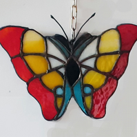 Butterfly suncatcher, (180 x 150mm) large, very good value