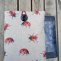 Kindle paperwhite cover ladybirds