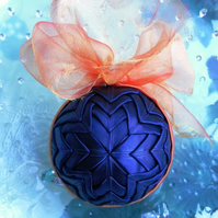 Luxury Christmas Ornament 'Prescilla'