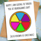 Funny Christmas Card for Mum Dad Parents Family Siblings Friends