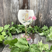 Pretty Fairy Large Candle Holder - Gift For Her