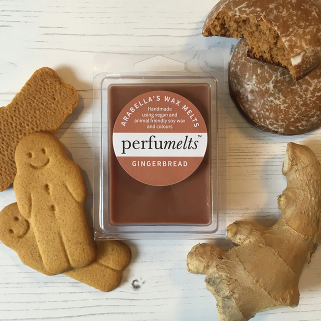 Gingerbread Scented Wax Melts