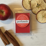 Cinnamon & Apple Scented Wax Melts