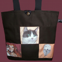 Tote Bag - Custom Design for Helen only