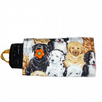 Pay it Forward - Mobile/glasses case with dogs