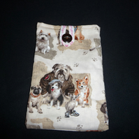 Glasses Case, Mobile Cover with Dogs