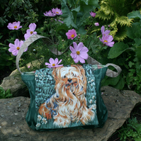 Yorkshire Terrier fun novelty handbag