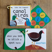 Take the Towpath: Canal Birds