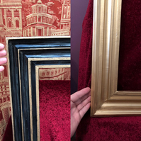 Hand Made Picture Frames, Made to Measure