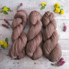Naturally Dyed 4 ply Yarn
