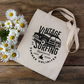 Vintage Surfing Retro Inspired Tote Bag - Surf Bag - Surfers Gift